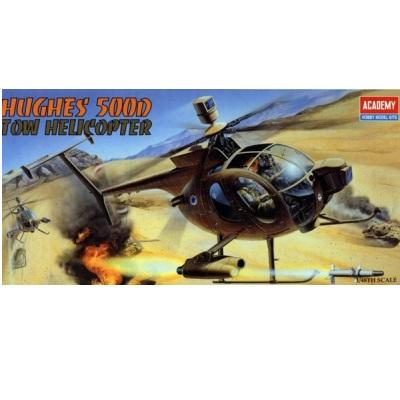 1/48 Hughes 500D TOW Helicopter