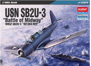 1/48 SB2U-3 Battle of Midway
