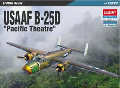 1/48 B-25D Pacific Theatre USAAF