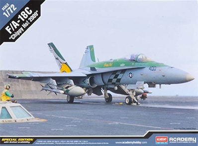 1/72 Academy F/A 18C Chippy Ho 2009