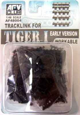 1/48 Track Tiger I Early Version