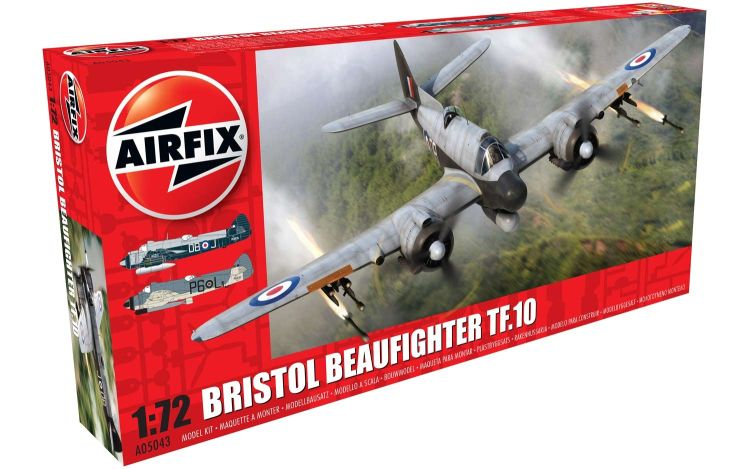 1/72 Bristol Beaufighter Mk. X (Late)