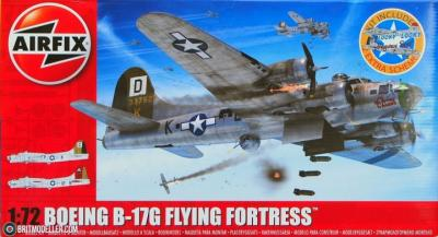 1/72 B17G Flying Fortress