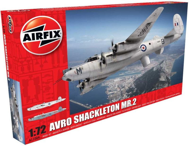 1/72 Avro Shackleton MR2