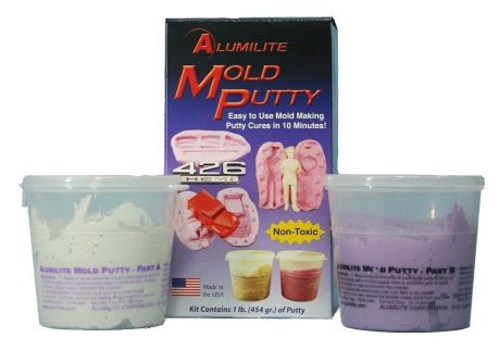Mold Putty - 1 lb