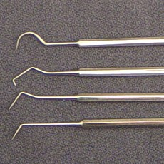 ***4 pce Pick Set- Professional Clay Tool