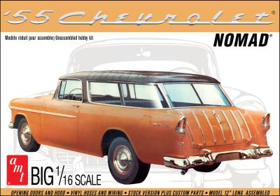 1/16 1955 Chevy Nomad Wagon