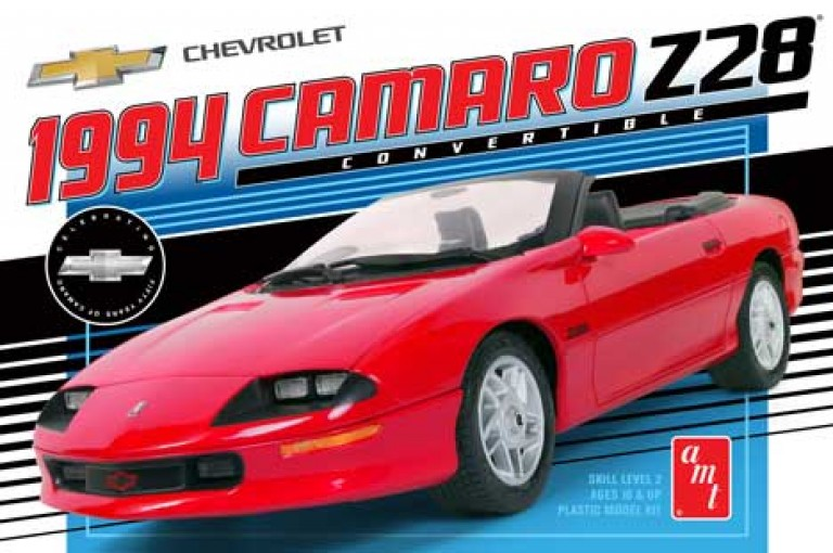1/20 1994 Chevy Camero Convertible