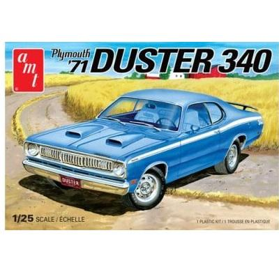 1/25 '71 Plymouth Duster 340