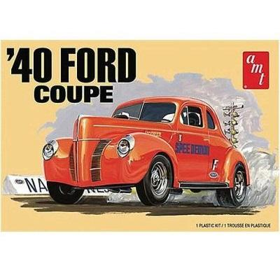 1/25 40 Ford Coupe 2T