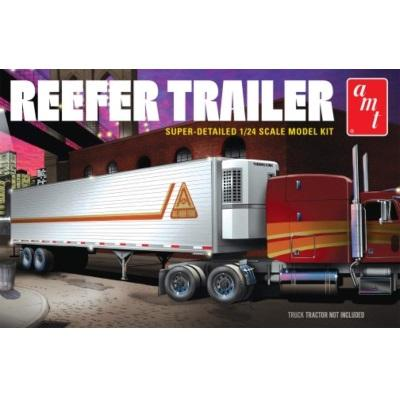 1/25 Reefer Semi Trailer