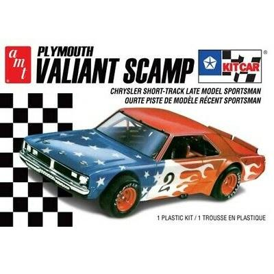 1/25 Plymouth Valiant Scamp, 2T