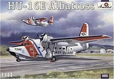 1/144 HU16E Albatros US Coast Guard Amph