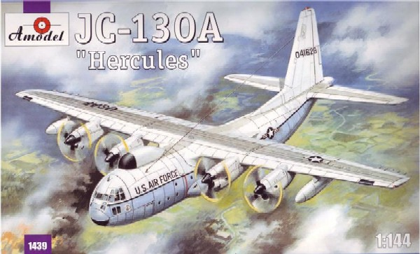 1/144 JC130A Hercules USAF Transport Air