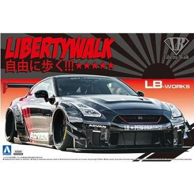 1/24 Liberty Works R35 GT-R Typem -2 V.2