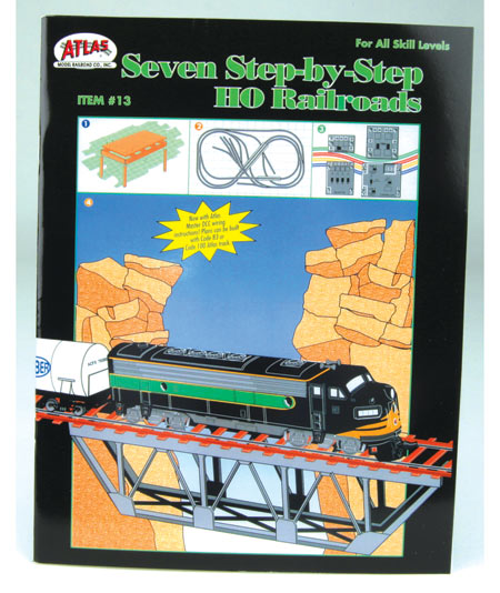 Seven Step by Step HO Railroad Guide