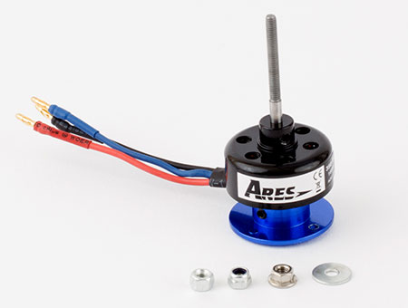 350 B/less O/runner Motor 1400Kv Decath