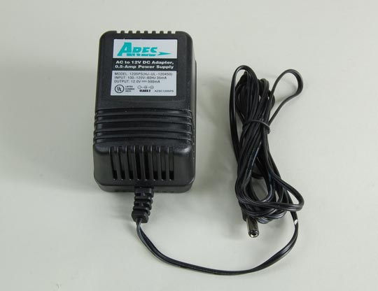 1205PS 12V DC Adapter, 0.5-Amp Power Sup