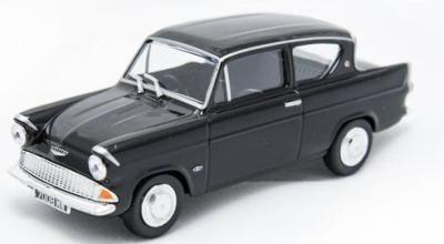 1/43 Ford Anglia 105E Saloon Black