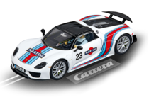 1/32nd Porsche 918 Spyder Martini #23