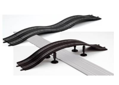 Carrera GO!!! 1/43 Hump/Bridge Set