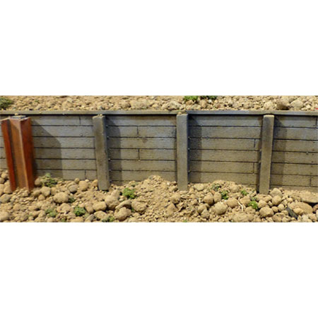 HO & N Flexible Retaining Wall small