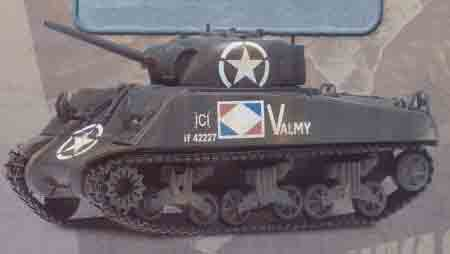 Sherman M4A2 French Army