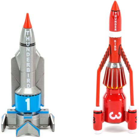 Thunderbirds 1 & 3