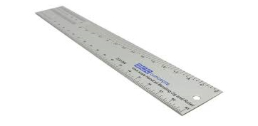 Stainless Steel Scale Ruler & Jandrail Jig