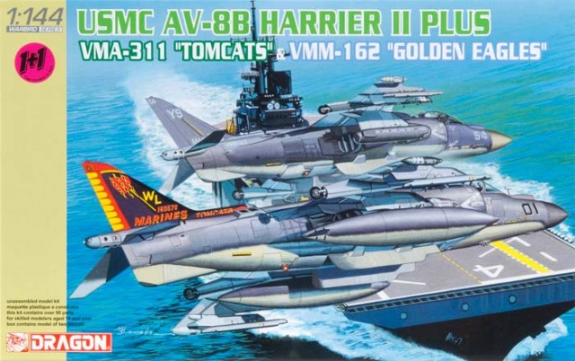 1/144 AV-8B Harrier II