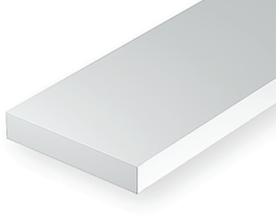 0.28 x 1mm White strip (10 pce)