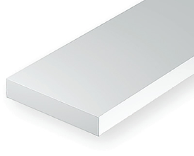 0.28 x 2.5mm White strip (10 pce)