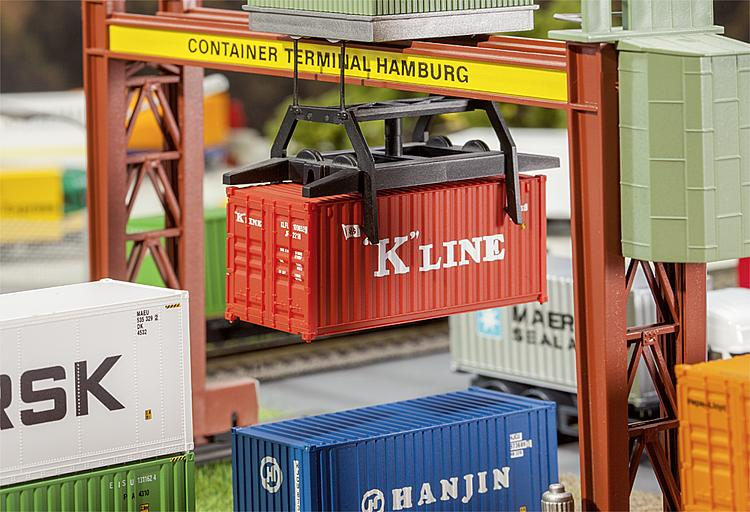 HO 20' Container - K-LINE