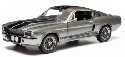 1/18 Ford Mustang Custom - Eleanor Silve