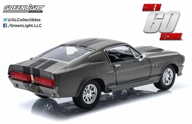 1/24 1967 Ford Mustang- Eleanor