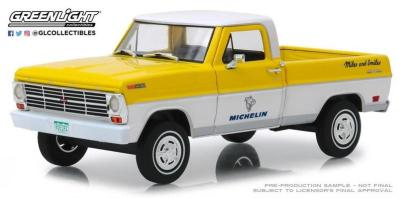1/24 1968 Ford F-100