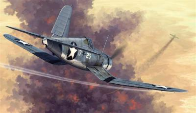 1/48 F4U-1 Corsair Early Version