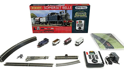 Somerset Belle Train Set DCC