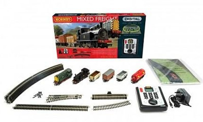 DCC Mixed Freight