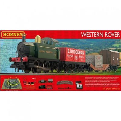 Western Rover Train Set