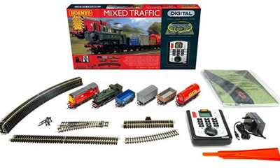 Mixed Traffic DCC Train set