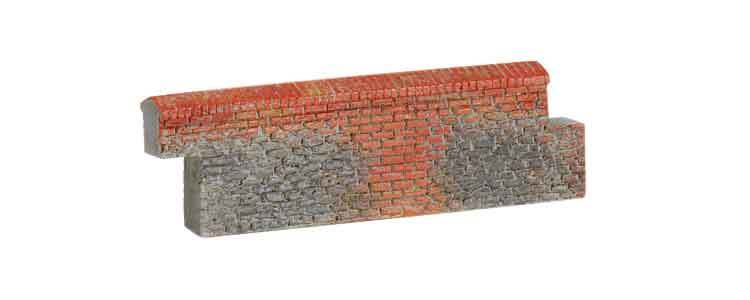 Brick Walling: Straight