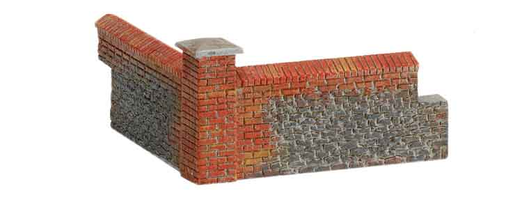 Brick Walling: Corners