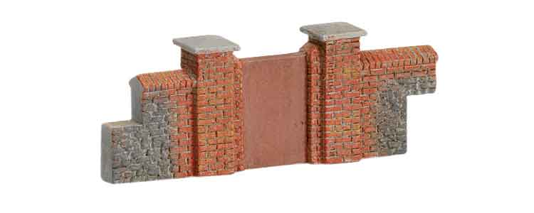 Brick Walling: Gates & Piers
