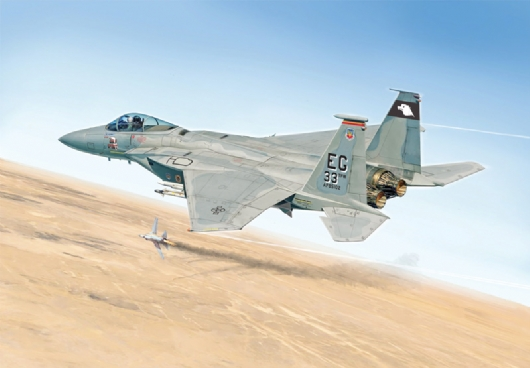 1/48 F-15C Eagle Gulf War 25th Anniversa