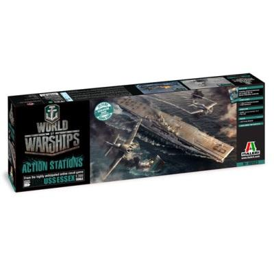 1/700 World of Warships USS Essex