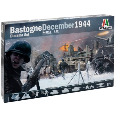1/72 1944 Battle of Bastogne