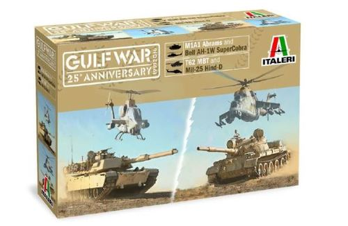 1/72 Gulf War 25th Ann Battle Set