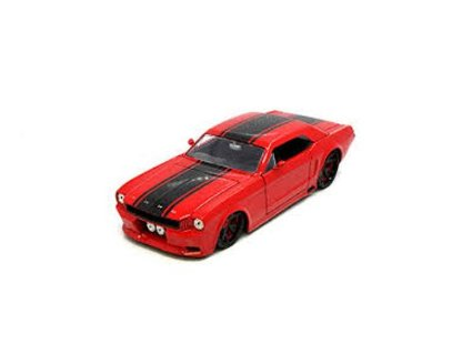 1/24 BTM 1965 Ford Mustang-red