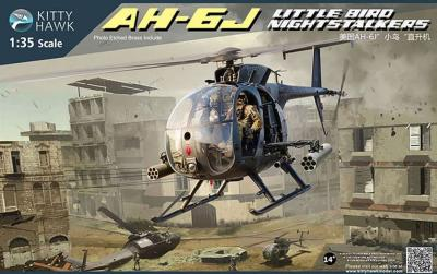 1/35 AH-6J Little Bird Nightstalkers
